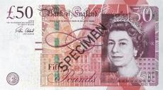 50 Pound sterling