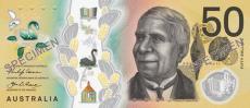 50 Australian dollar