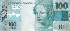100 Brazilian real