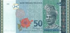 50 Malaysian ringgit