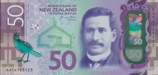 50 New Zealand dollar