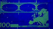 100 eur opposite UV