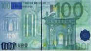 100 eur Watermark