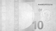 10 eur Infrared properties opposite
