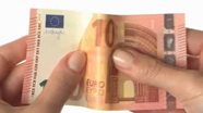 10 eur banknote should crisp