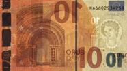 10 eur Watermark opposite