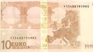 10 eur Glossy stripe