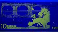 10 eur opposite UV
