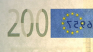 200 eur See-through number changed