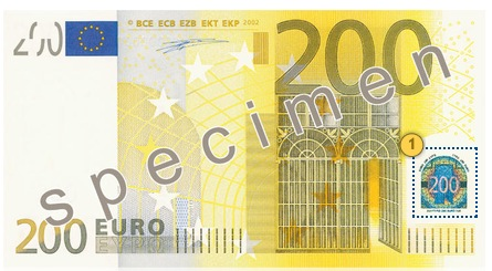 Tilt 200 eur, security features