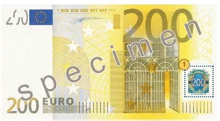 Tilt 200 eur, security features