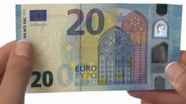 20 eur new raised notes No. 2