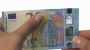 20 eur new raised notes No. 4
