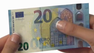 20 eur new raised notes No. 5