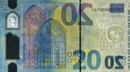 20 eur Watermark opposite