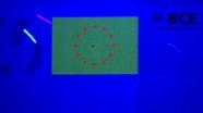 20 eur UV flag