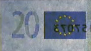 20 eur See-through number