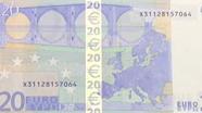 20 eur gold glossy stripe
