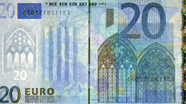 20 eur Security thread