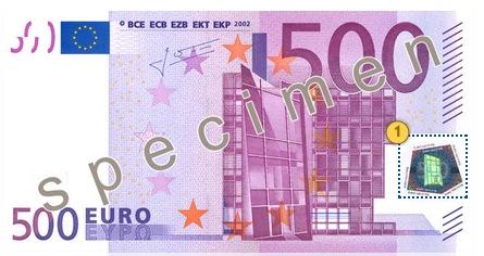 Tilt 500 eur, security features