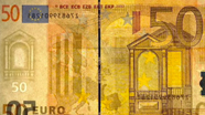 50 eur Watermark