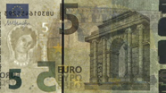 5 euro Security thread