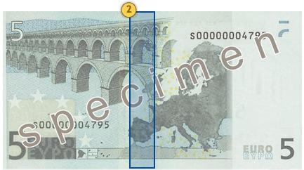 5 eur opposite