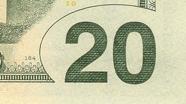 20 USD Green 10