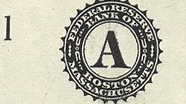 2 USD Federal Reserve Bank Seal
