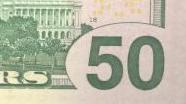 50 USD Green 10