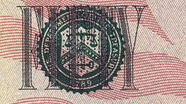 50 USD Treasury Seal