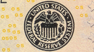 5 USD Federal Reserve System Seal