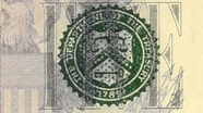 5 USD Treasury Seal