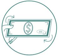 Tilt 1 US Dollar